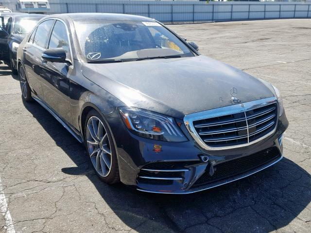 click here to view 2019 MERCEDES-BENZ S 560 at IBIDSAFELY