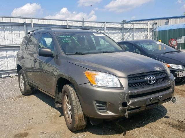 Salvage 2012 Toyota RAV4 for sale