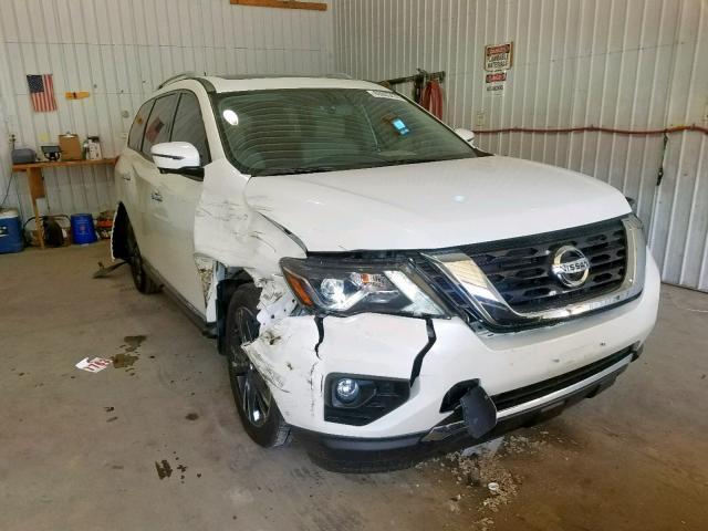 2018 Nissan Pathfinder 3 5L 6 in DE - Seaford