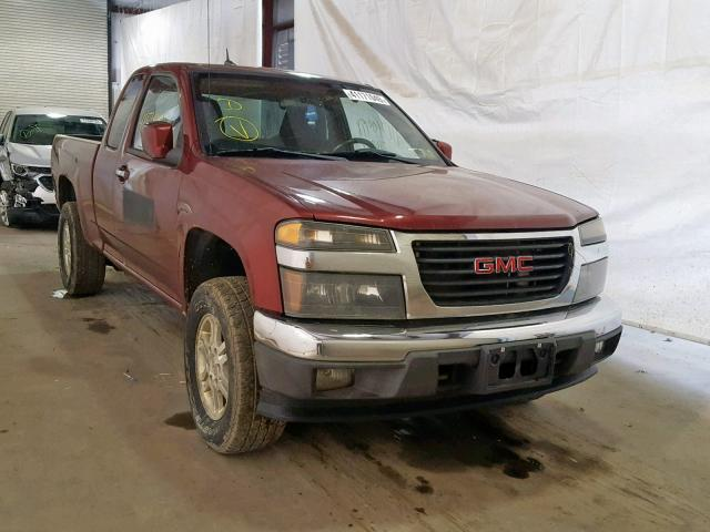 click here to view 2010 GMC CANYON SLE at IBIDSAFELY