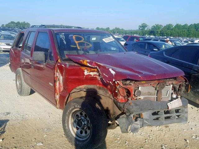 click here to view 1993 ISUZU RODEO S at IBIDSAFELY