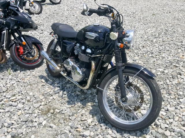 click here to view 2011 TRIUMPH MOTORCYCLE BONNEVILLE at IBIDSAFELY