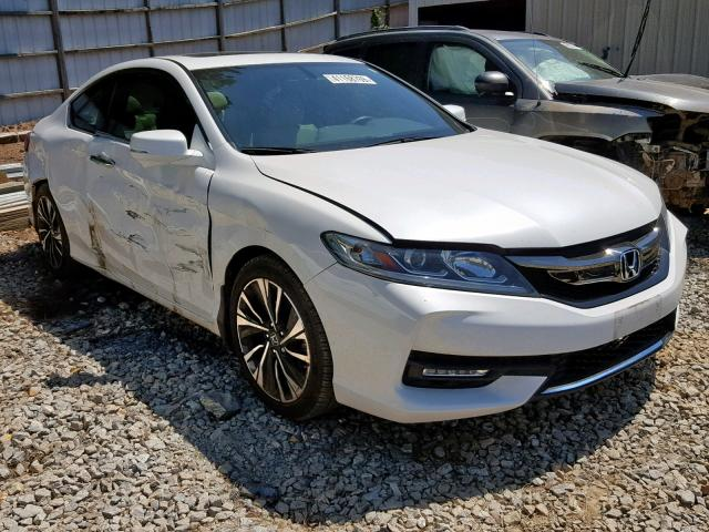 click here to view 2016 HONDA ACCORD EXL at IBIDSAFELY