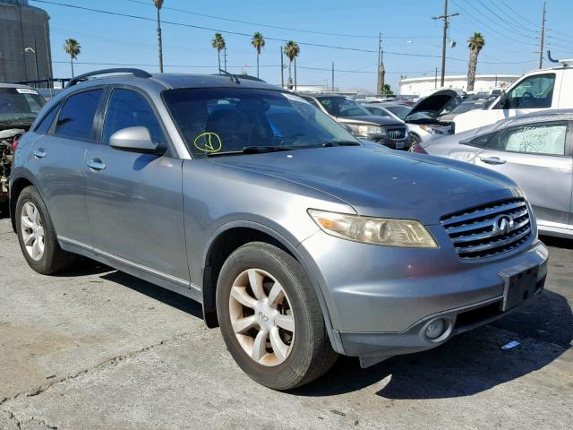 click here to view 2004 INFINITI FX35 at IBIDSAFELY