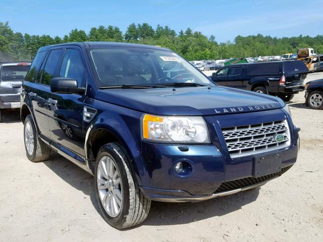 click here to view 2009 LAND ROVER LR2 HSE TE at IBIDSAFELY