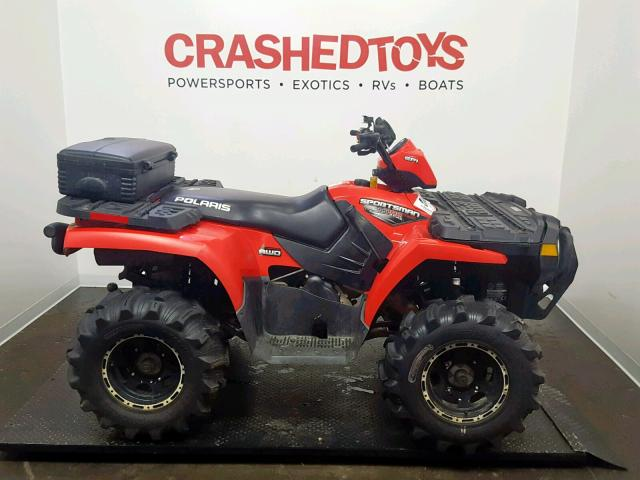 click here to view 2007 POLARIS SPORTSMAN at IBIDSAFELY