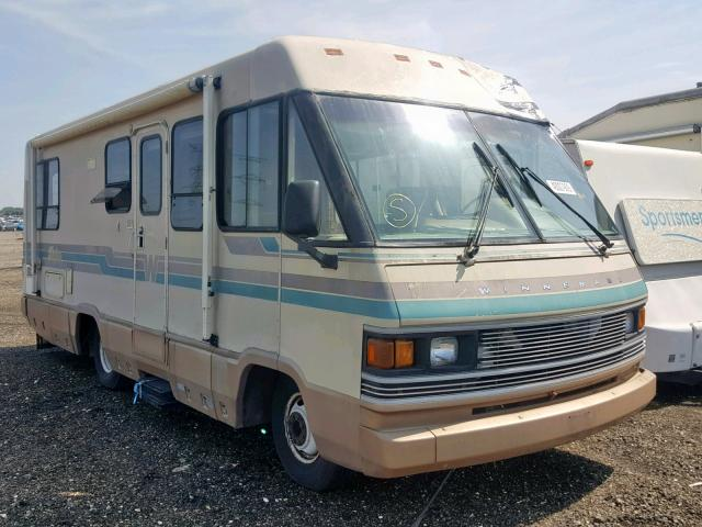 click here to view 1988 WINNEBAGO CHEFTIN at IBIDSAFELY