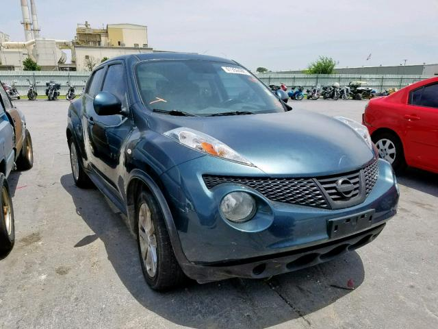 click here to view 2011 NISSAN JUKE S at IBIDSAFELY