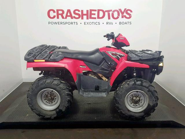 click here to view 2009 POLARIS SPORTSMAN at IBIDSAFELY