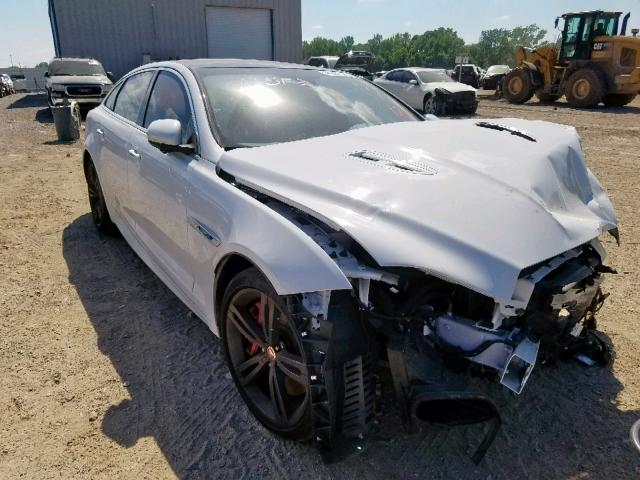 click here to view 2014 JAGUAR XJR at IBIDSAFELY
