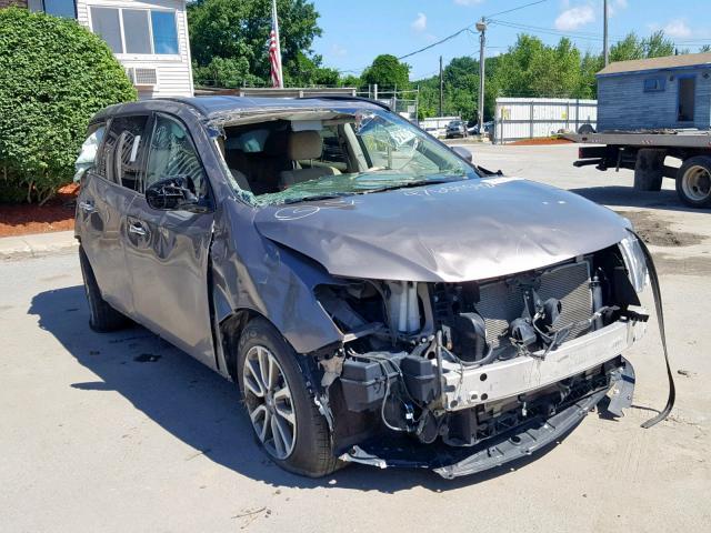 Salvage 2014 Nissan PATHFINDER for sale