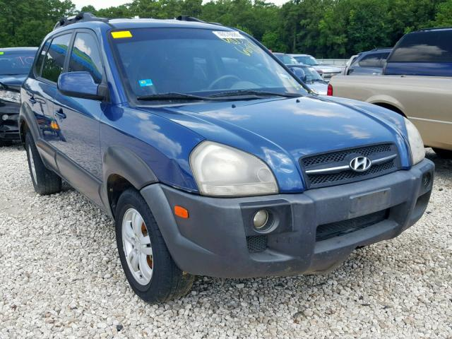 click here to view 2007 HYUNDAI TUCSON SE at IBIDSAFELY