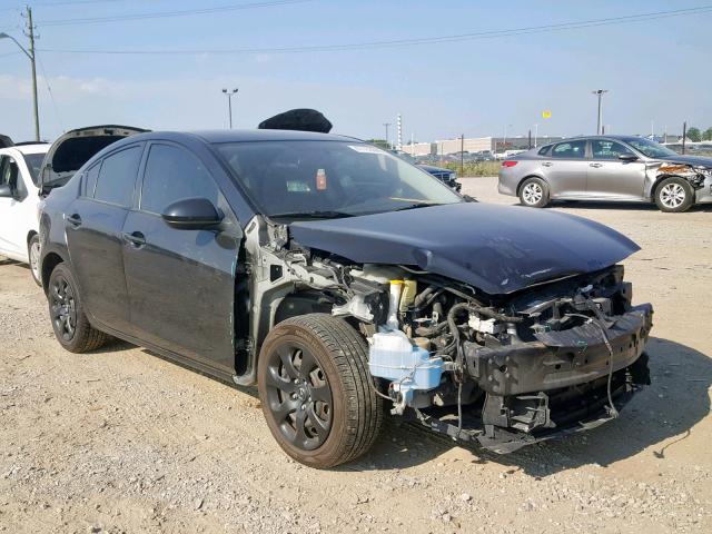 Salvage 2011 Mazda 3 I for sale