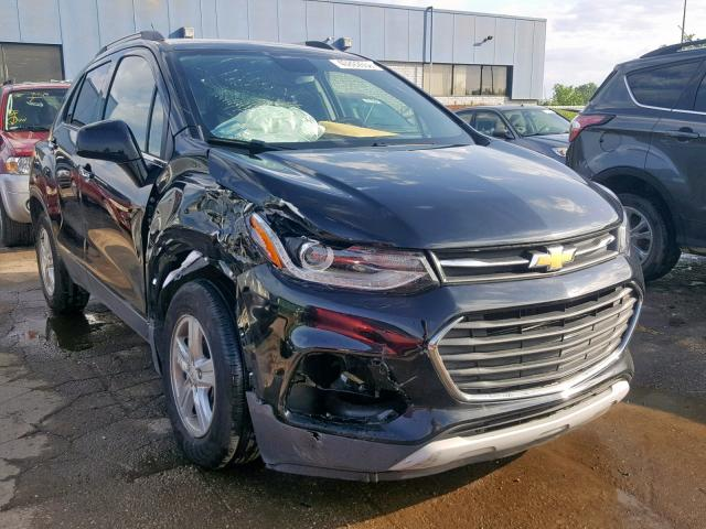 2018 Chevrolet Trax 1LT for sale in Woodhaven, MI