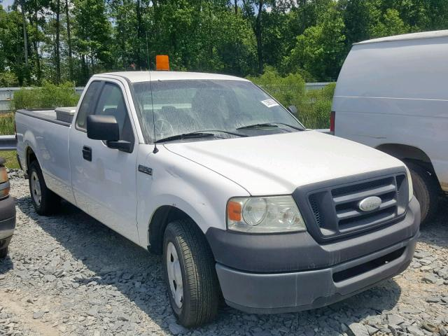 2008 Ford F150 For Sale >> 2008 Ford F150 4 2l 6 For Sale In Dunn Nc Lot 33897369