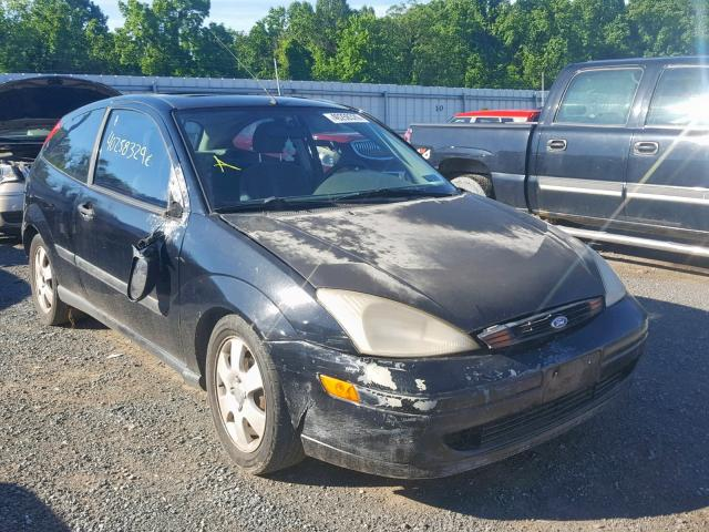 Salvage 2001 FORD FOCUS - Small image. Lot 30905441