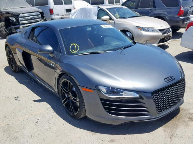 click here to view 2008 AUDI R8 4.2 QUA at IBIDSAFELY