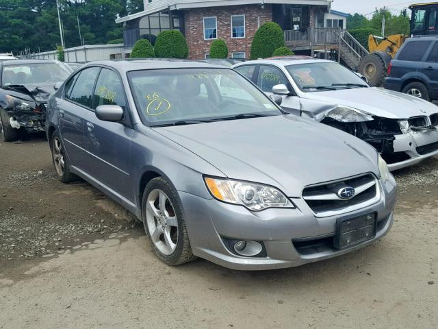 click here to view 2008 SUBARU LEGACY 2.5 at IBIDSAFELY