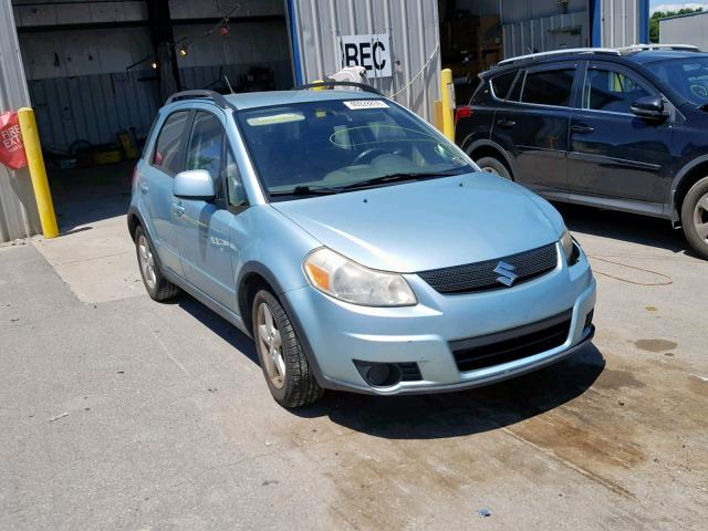 click here to view 2009 SUZUKI SX4 TECHNO at IBIDSAFELY