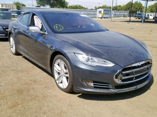 2015 Tesla Model S 85 In Ca San Diego