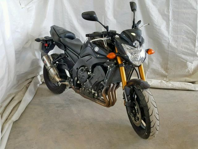 2011 Yamaha Fz8 N 4 for Sale in Dallas TX - Lot: 40592889
