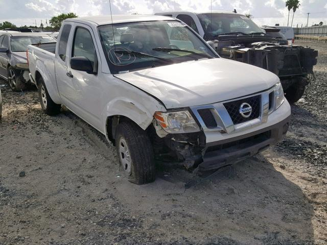 Salvage 2018 Nissan FRONTIER S for sale