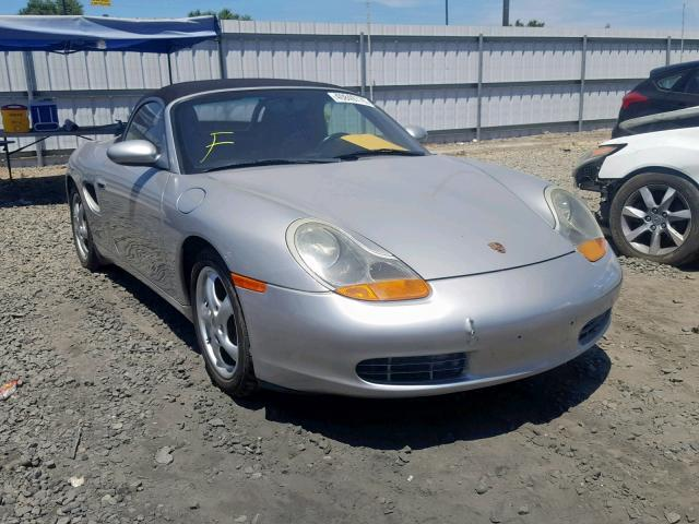click here to view 2000 PORSCHE BOXSTER at IBIDSAFELY