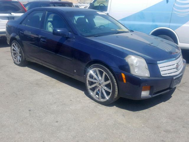 click here to view 2007 CADILLAC CTS at IBIDSAFELY