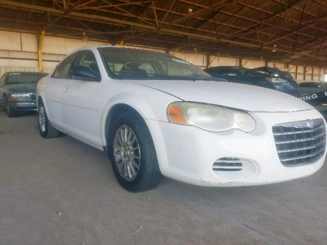 click here to view 2005 CHRYSLER SEBRING at IBIDSAFELY