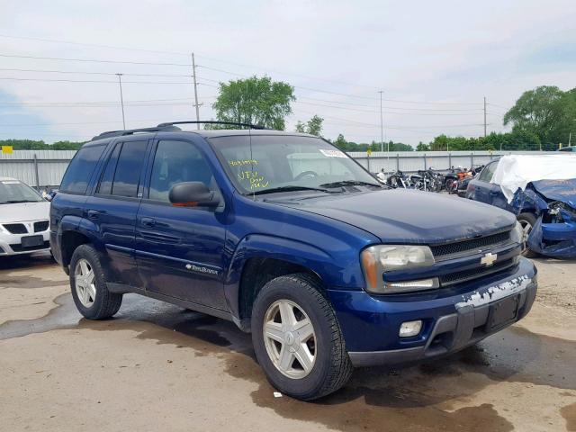 click here to view 2002 CHEVROLET TRAILBLAZE at IBIDSAFELY