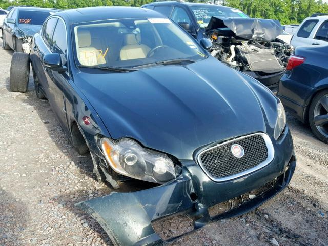 click here to view 2010 JAGUAR XF LUXURY at IBIDSAFELY
