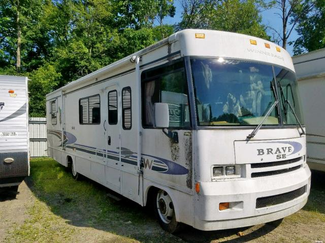 click here to view 2001 WORKHORSE CUSTOM CHASSIS MOTORHOME at IBIDSAFELY