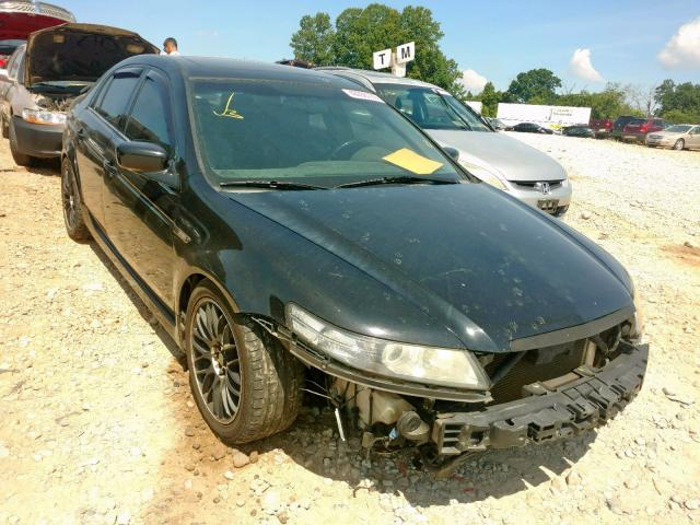 Salvage 2005 Acura TL for sale