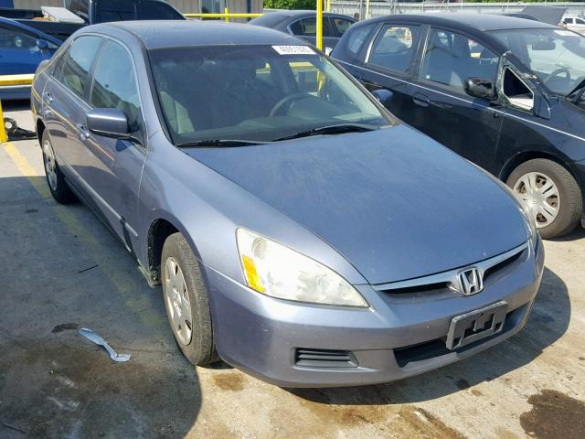 2007 Honda Accord Lx >> 1hgcm56417a167076 2007 Honda Accord Lx In Tn Nashville