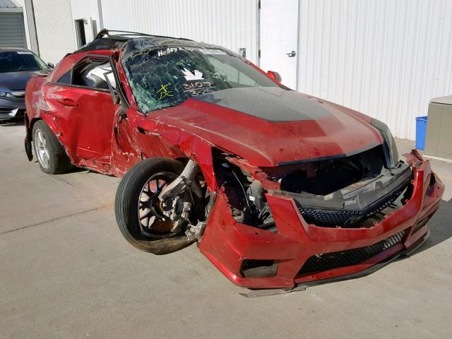 click here to view 2011 CADILLAC CTS-V at IBIDSAFELY