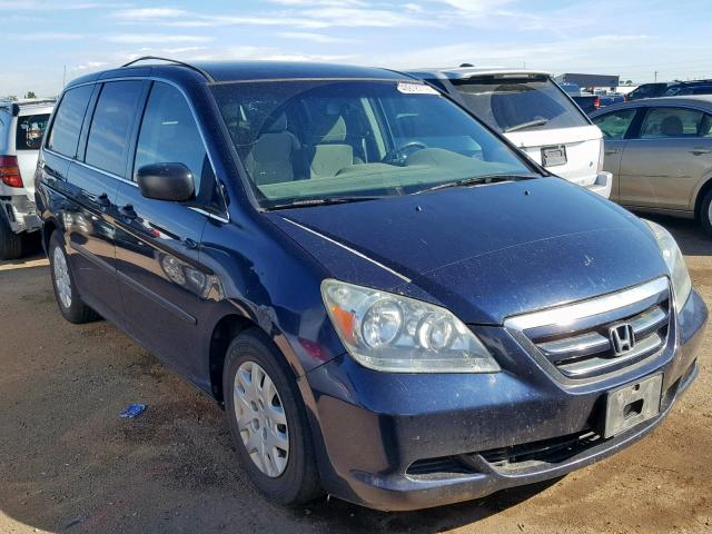 click here to view 2006 HONDA ODYSSEY LX at IBIDSAFELY
