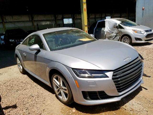 click here to view 2016 AUDI TT at IBIDSAFELY