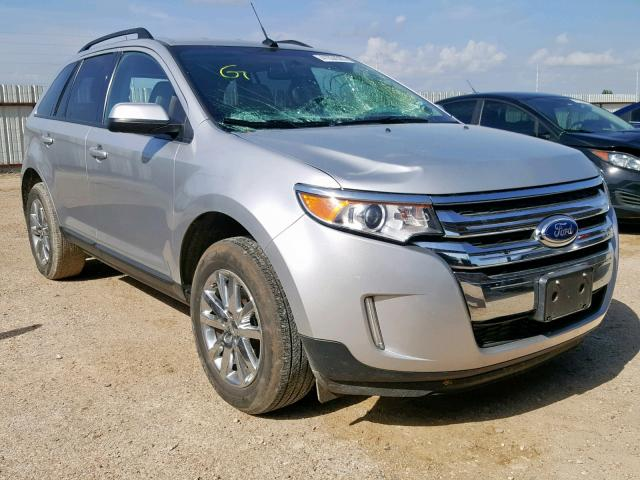 2014 Ford Edge Sel 3 5l 6 For Sale In Temple Tx Lot 41034389