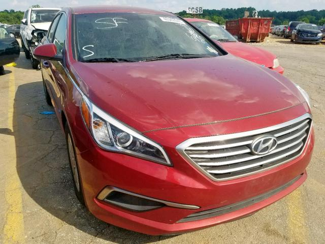 Salvage 2016 Hyundai SONATA SE for sale