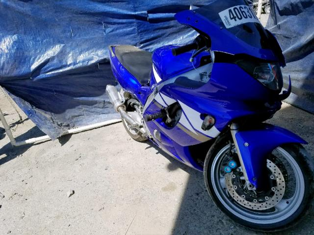 click here to view 1997 YAMAHA YZF600 R at IBIDSAFELY