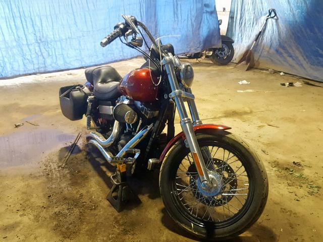click here to view 2012 HARLEY-DAVIDSON FXDB DYNA at IBIDSAFELY