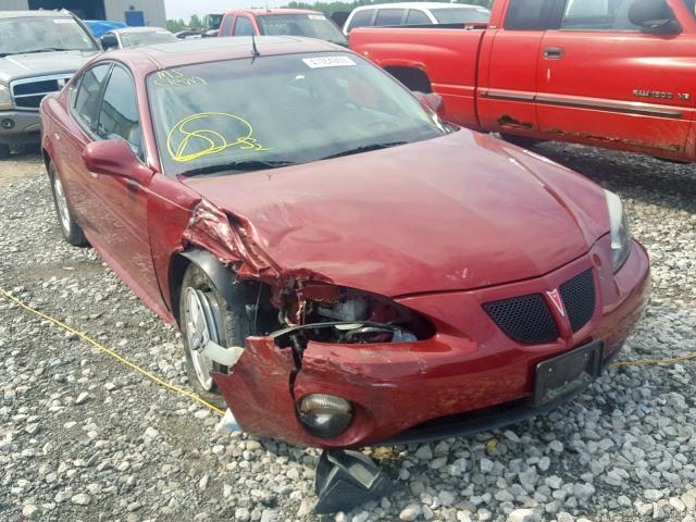 click here to view 2005 PONTIAC GRAND PRIX at IBIDSAFELY