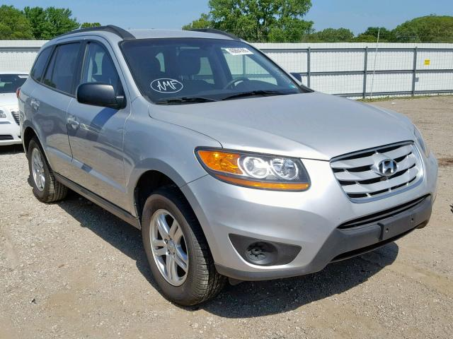 Salvage cars for sale from Copart Wichita, KS: 2010 Hyundai Santa FE G