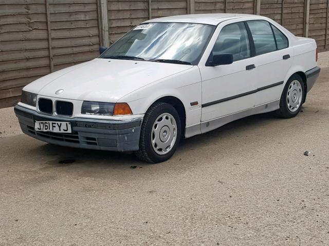 BMW 318 I AUTO - 1992 rok