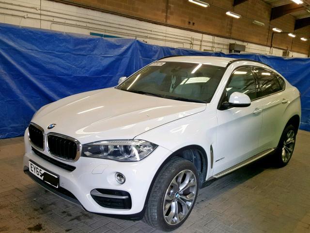 BMW X6 XDRIVE3 - 2015 rok