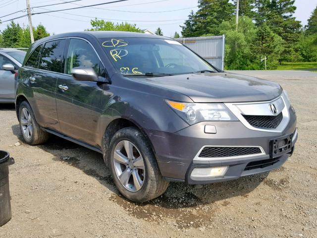 click here to view 2012 ACURA MDX ADVANC at IBIDSAFELY