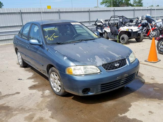 click here to view 2002 NISSAN SENTRA XE at IBIDSAFELY