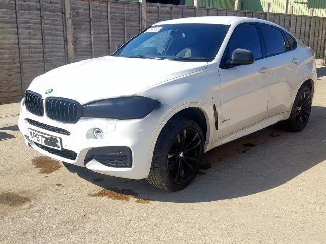 BMW X6 XDRIVE4 - 2017 rok