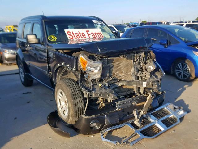 Salvage 2011 Dodge NITRO SE for sale