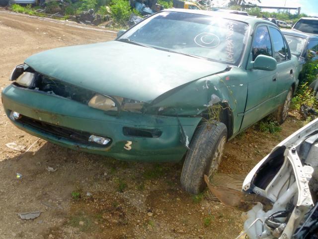 1997 Toyota Corolla Ba 1 6L 4 for Sale in Kapolei HI - Lot: 38948529